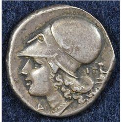 Corinthia, Corinth. 375-300 BC. AR Stater