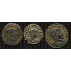 Constantine I & II. AE Follis