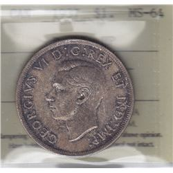 1937 Silver Dollar