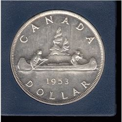 1953 Silver Dollar - Shoulder Strap