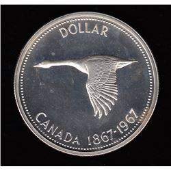1967 Specimen Silver Dollar