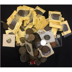 Large lot of Great Britain Coinage