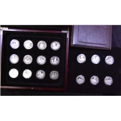 The History of the Royal Navy Sterling Silver Coin Collection