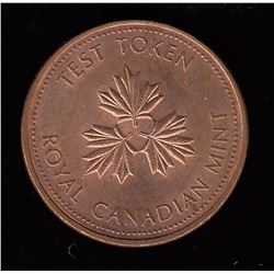 Ten Cents Canada Test Token