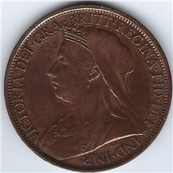 Great Britain Queen Victoria 1900