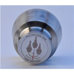 New Brunswick Medal - Saint John Coin Club 2017 Canada 150 Medal Die