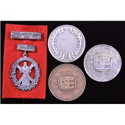 New Brunswick Medal Lot
