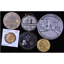 Maritime Medal Lot