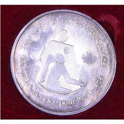 Saint John Ambulance Silver Medal