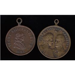 Italian Medals - Lot of 2