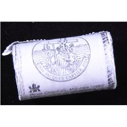 Original Mint Roll 1984 Jacques Cartier Dollars