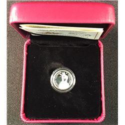 2014 $5.00 .9999 Pure Platinum