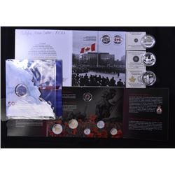 Canadian Armed Forces - Lot of 6 RCM