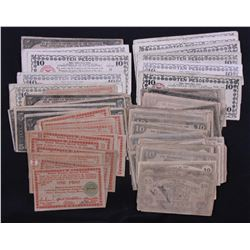 Philippines WWII Emergency Money - Lot of 96
