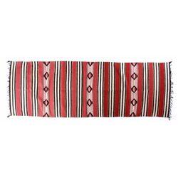 Navajo Zapotec Chinle Style Woolen Runner Rug