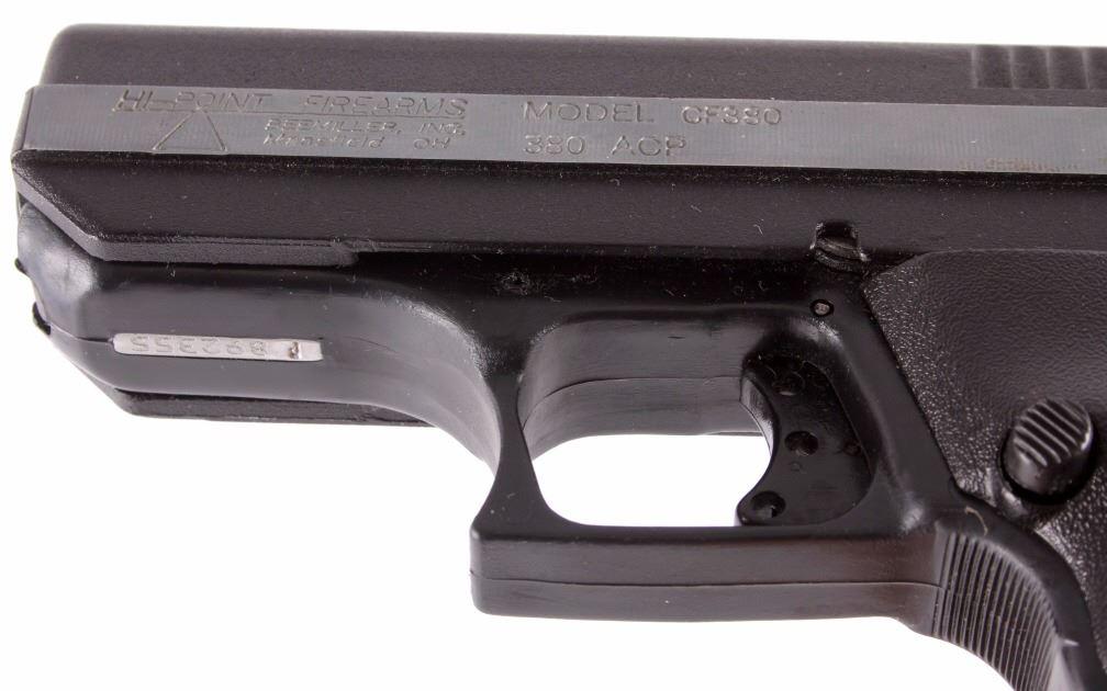 Hi-Point Model CF380  380 Semi-Automatic Pistol