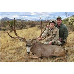 6 Day Management Mule Deer Hunt - Agua Blanca Ranch