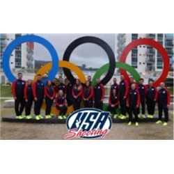 USA Shooting Olympic Experience