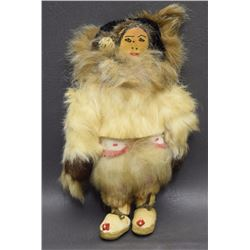 ESKIMO HIDE DOLL