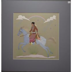 NAVAJO PAINTING (BEGAY)