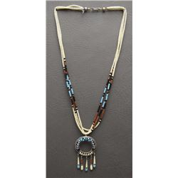 ZUNI / SANTO DOMINGO NECKLACE