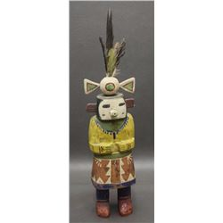 FOLK-ART DOLL