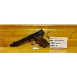 SMITH + WESSON, .22