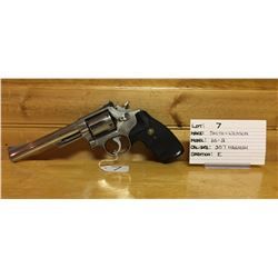 SMITH + WESSON, .357MAG
