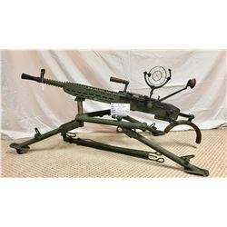 AMETRALLADORA, MACHINE GUN, DEACTIVATED