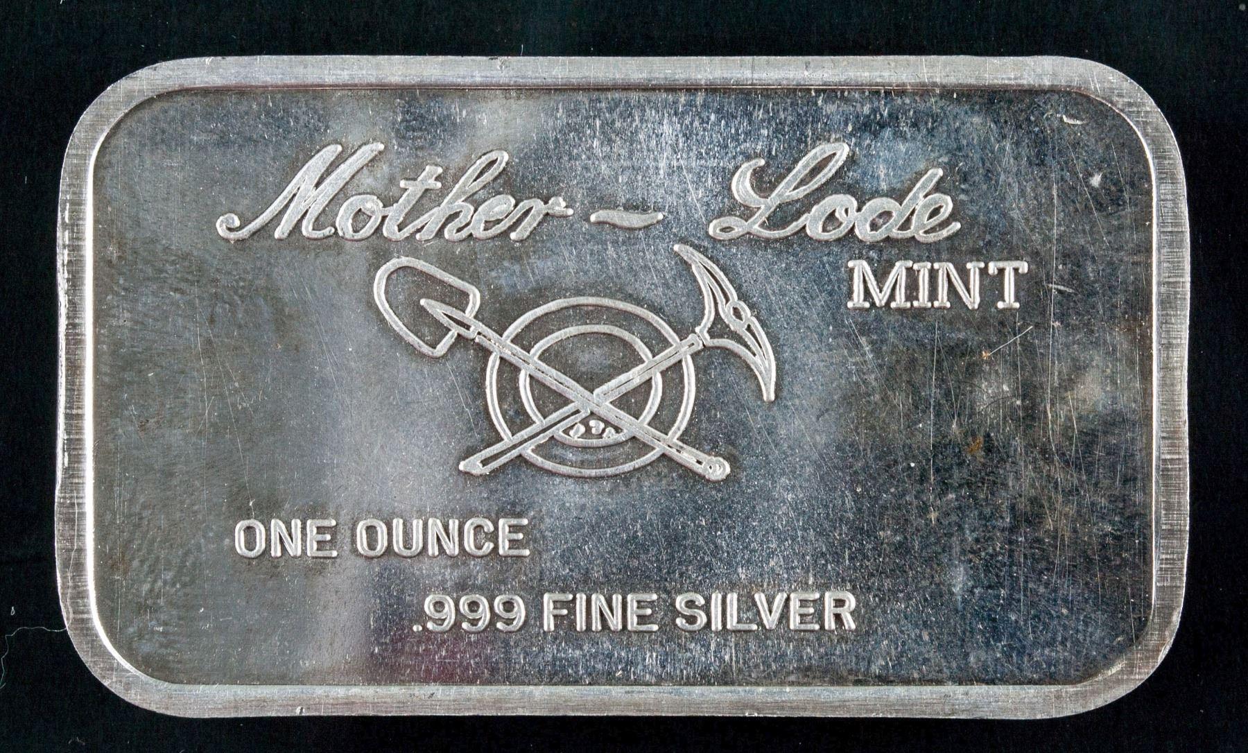 Israel 25th Anniversary Menorah 1 oz .999 Silver Bars 1973 U.S
