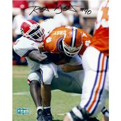 Robert Geathers Signed Georgia 8x10 Photo (Radtke COA)