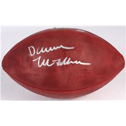 Darren McFadden Signed Official NFL Game Ball (Radtke COA)