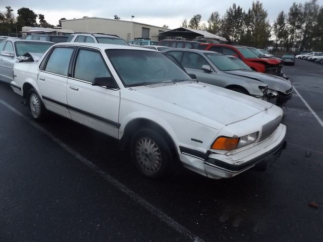1989 buick century speeds auto auctions. Black Bedroom Furniture Sets. Home Design Ideas