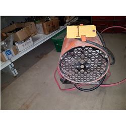 Heater 5000w 240v with 100ft