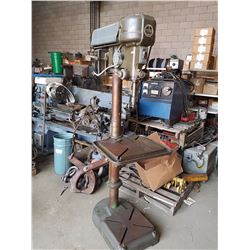 Walker Turner Press Drill 550v