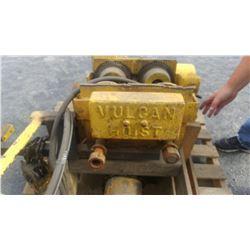Vulcan Electric Hoist 3 Ton 575v