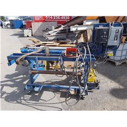 HJ/K Series Mobile Reeling & Coiling Machine