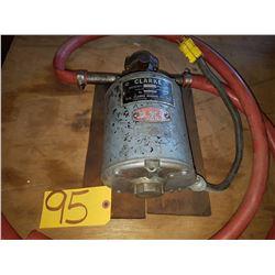 Clark model 300B Pump 115v 1/4hp
