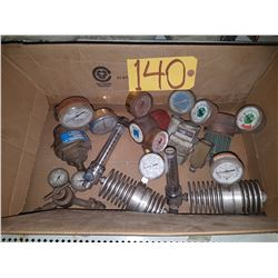Box of Welding Regulator
