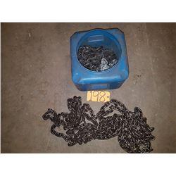 Bucket of Chain