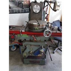 Misal Milling Machine with Dividing Table