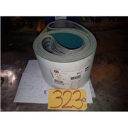 Abrasives Belt 6'' x 83''  Gr80