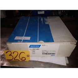 Box of Norton Abrasives Belt 4'' x 54'' Gr36