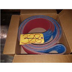 Box of Abrasives Belt 4'' x 132'' Gr50