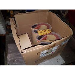 Box of Abrasives Belt 4'' x 40'' Gr50