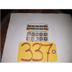 Box of Inserts SECO Z944323-1 HX EDP 38675  206081 / 433