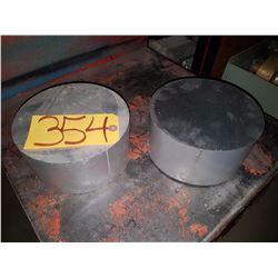 Aluminum Bloc 7''1/4 x 3''1/2