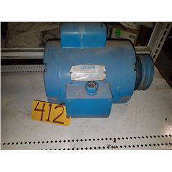 Leeson Electric Motor 115v/220v 2HP