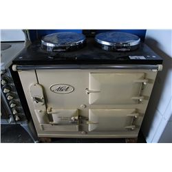 AGA ANTIQUE COMMERCIAL STOVE