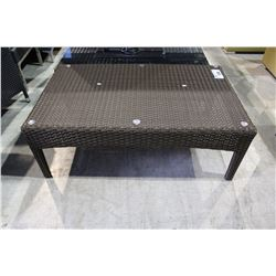 PATIO COFFEE TABLE